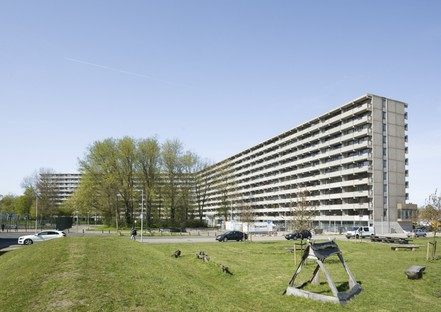 deFlat Kleiburg wins the Mies Van der Rohe Award 2017