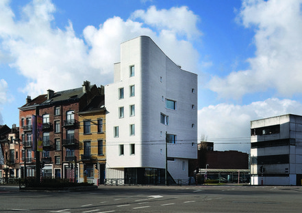 MSA/V+ Special Mention for Emerging Architects EU Mies Award 2017