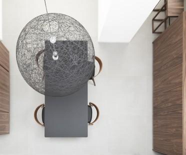 Studio DiDea interior design for a loft in Palermo