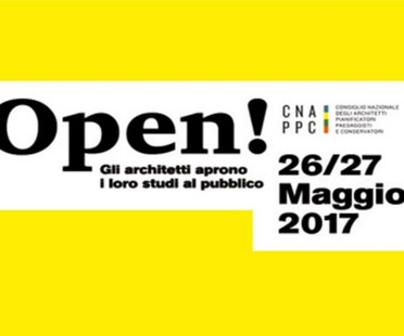 Italian Architects Open Studios
