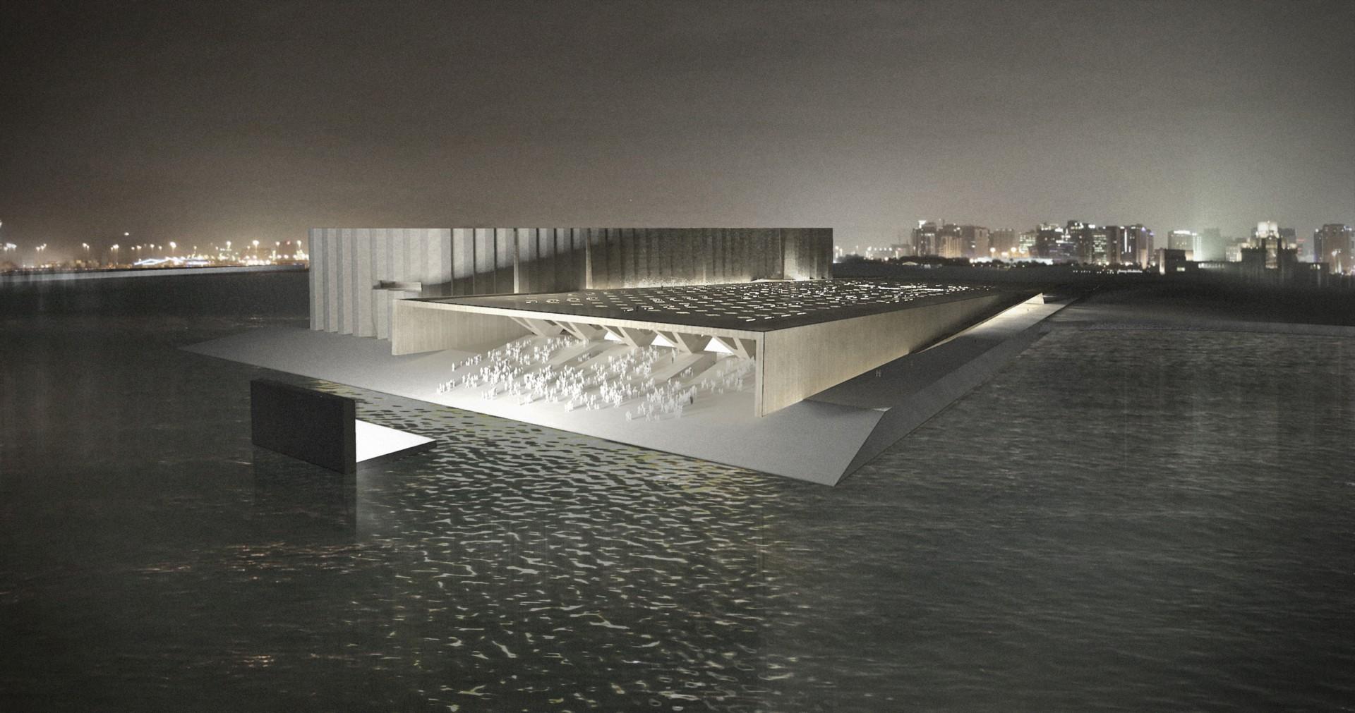 Alejandro Aravena and Elemental win the Art Mill International Design Competition
