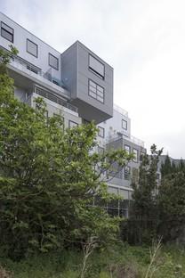Beckmann N'Thépé Seaport+Alleon Residential Complexes in Bordeaux