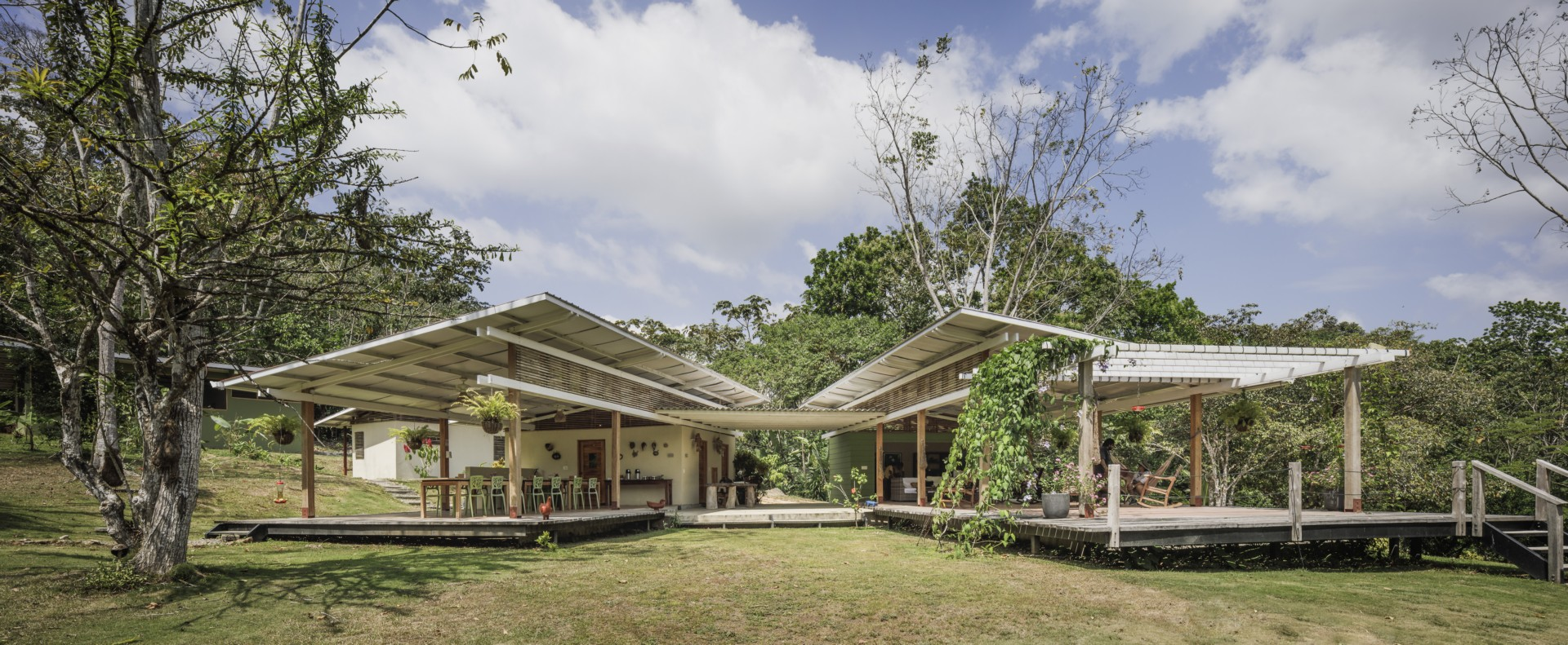 Canopy Camp Darien by Diego Cambefort and Diana Bernal