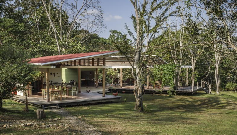 Canopy Camp Darien di Diego Cambefort e Diana Bernal