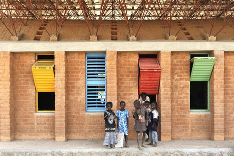 Sustainable architecture in Rome with Francis Kéré