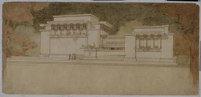 Events for the 150th anniversary of Frank Lloyd Wright