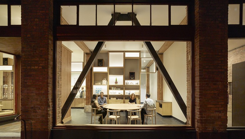 bohlin cywinski jackson bay area cafe interior design floornature