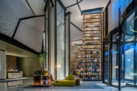 New Yuppies – Intercontinental Beijing Sanlitun by Cheng Chung Design