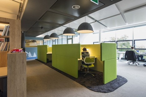 Top offices and work spaces