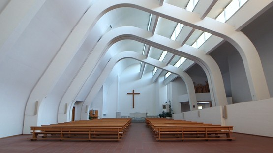 Crowdfunding for the film/documentary on Alvar Aalto's church in Riola