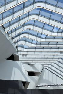 Zaha Hadid Architects High Speed Station, Afragola, Naples
