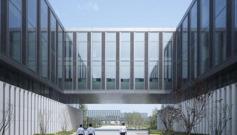GMP Huawei Technological Factory Buildings, Beijing