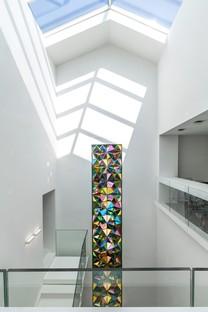 Carlo Ratti renovates the Agnelli Foundation headquarters, Turin