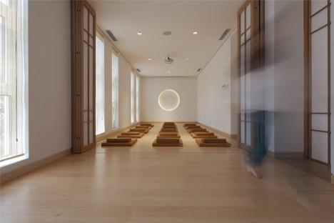 He Wei's design for a cup of Zen tea in Beijing