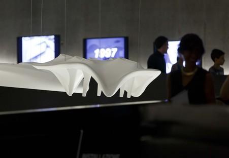 L'Italia di Zaha Hadid exhibition at Maxxi