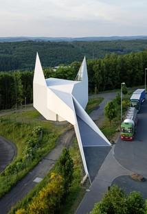 schneider+schumacherChurch on the A 45 motorway in Wilnsdorf