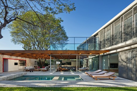 Perkins + Will Architecture House around the Tree São Paulo, Brazil