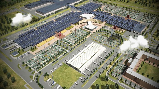 FICO the world's largest agri-food park