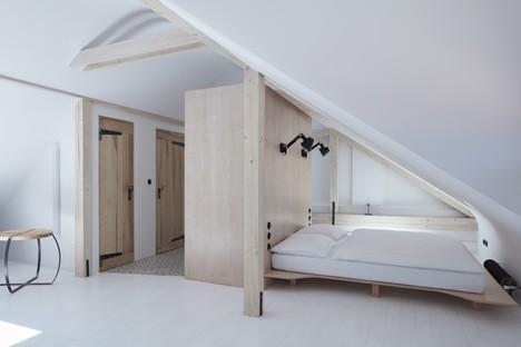Stajnhaus by ORA Architects