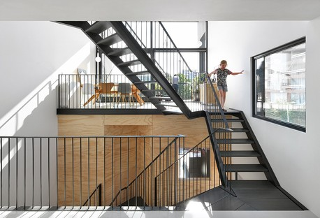Marc Koehler and new solutions for architecture: Loft House 1