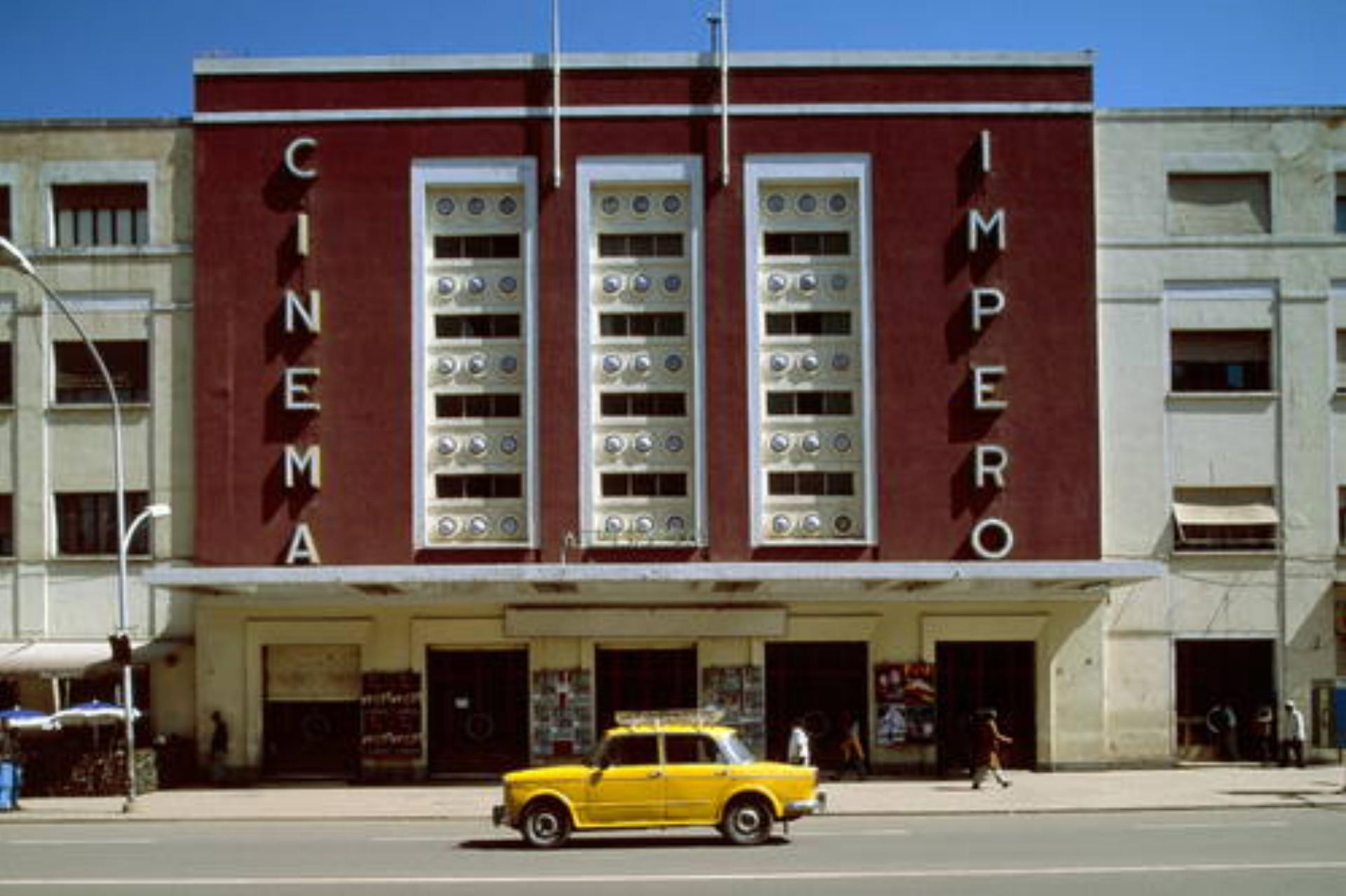 Asmara A Unesco World Heritage Modernist City In Africa