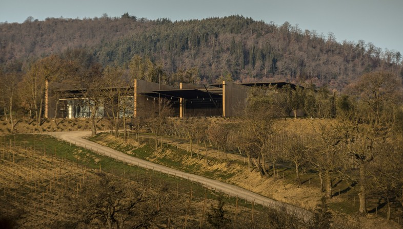 Two awards for the Podernuovo Winery by Alvisi Kirimoto