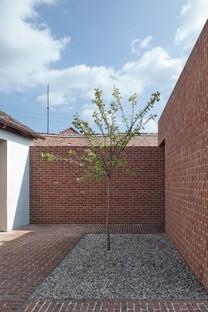 An elegy of brick: Brick Garden with Brick House by Jan Proska