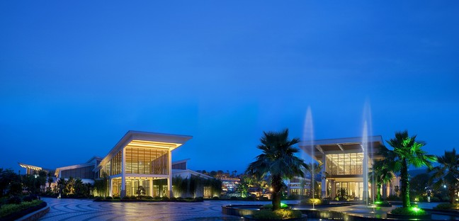 The Silkgarden, a resort by Shenzen Rongor Design and Consultant
