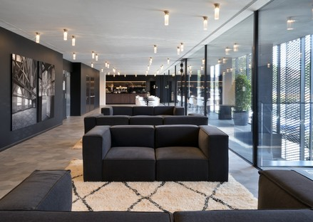 Piuarch M89 Hotel: new trends for business accommodation