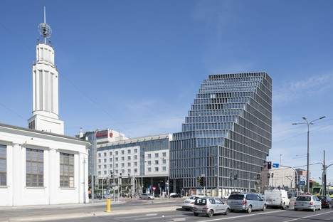 MVRDV designs Baltyk a new iconic building in Poznan, Poland