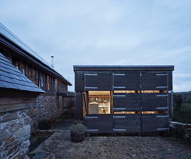 David Sheppard Architects, Cob Corner, the architect's home
