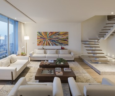 Nautica Apartment in Panama, by Ventura Arquitectos and Laura Sanchez