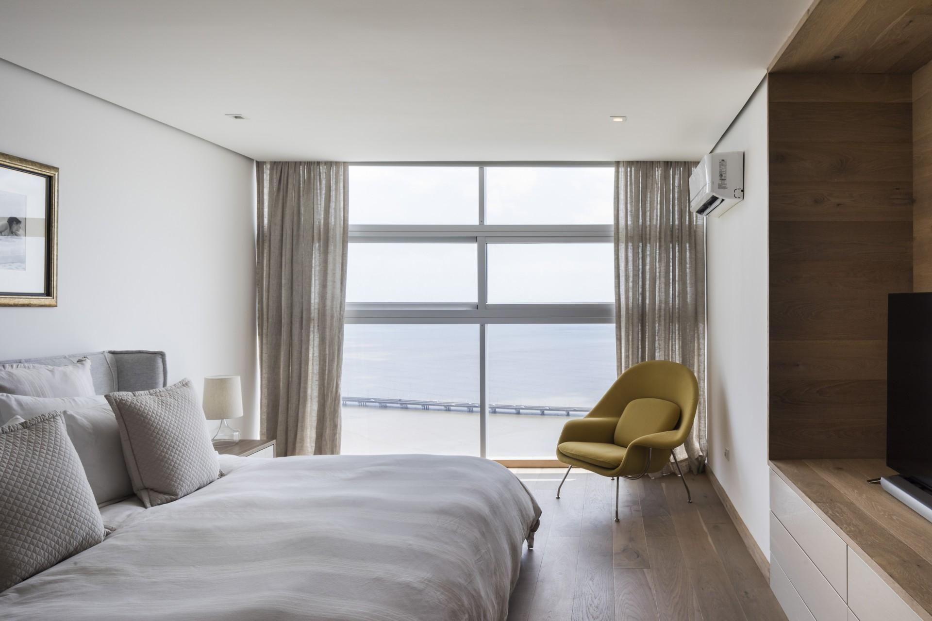 Nautica Apartment in Panama, by Ventura Arquitectos and Laura Sanchez
