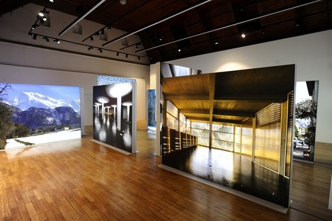 Bearth & Deplazes Amurs Exhibition, Galerie Jaroslava Fragnera, Prague.