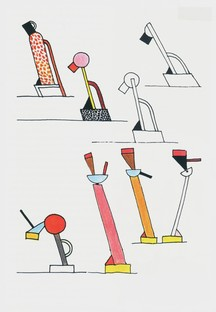 Ettore Sottsass – Rebel and Poet Exhibition