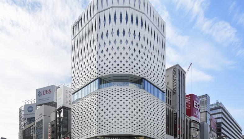 Klein Dytham architecture Ginza Place Tokyo