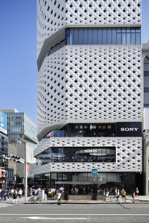 Ginza Place Tokyo Klein Dytham Architecture