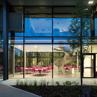 WilkinsonEyre Dyson Campus Expansion Malmesbury