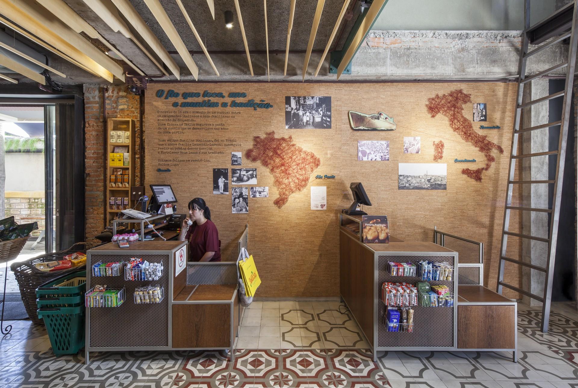 SuperLimão Studio Basilicata – Bakery, Emporium and Restaurant in San Paolo
