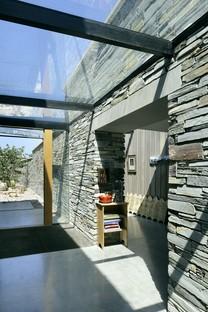 Stan Bolt Architect House on a promontory in Devon