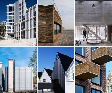 The RIBA Stirling Prize Finalist Projects
