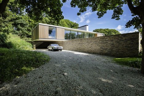 Strom Architects The Quest Dorset private house