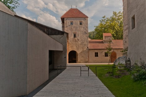 The Andrea Palladio Prize Italy has been awarded to the Reinhold Messner Museums