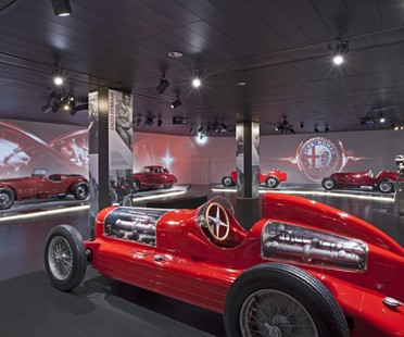 The Time Machine – The Museum of Alfa Romeo History of Arese
