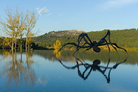 Louise Bourgeois Spider ph Andrew Pattman