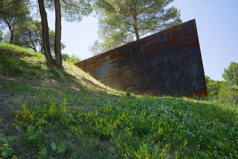 Richard Serra ph Andrew Pattman