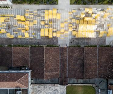 Pavillon Martell prima opera francese di SelgasCano Architects