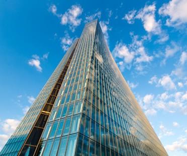 COOP HIMMELB(L)AU ECB offices in Frankfurt