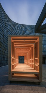 Modular exercises for young architects at the China Central Academy of Fine Arts in Beijing