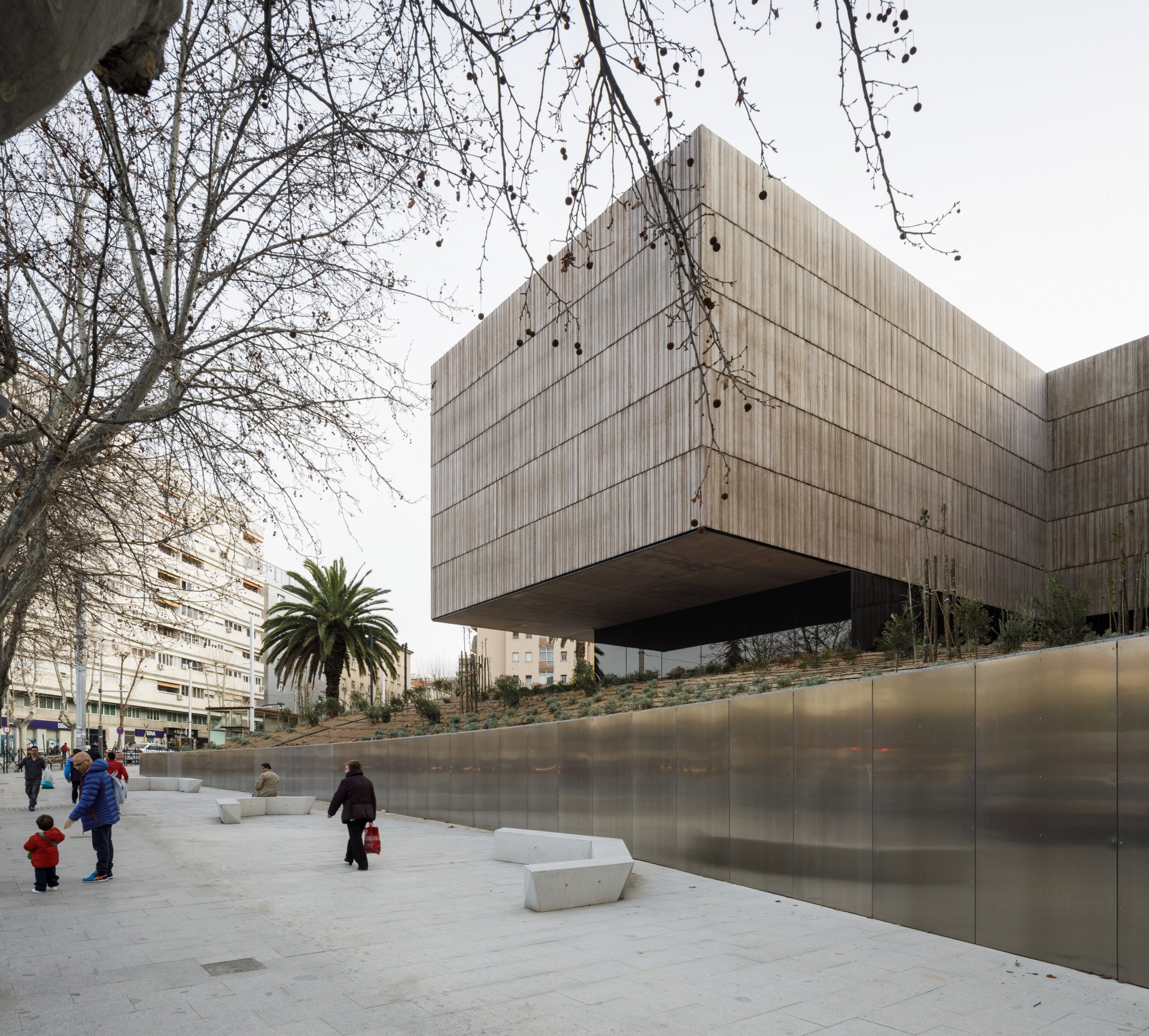 EDDEA makes a prison into a museum: Ibero
